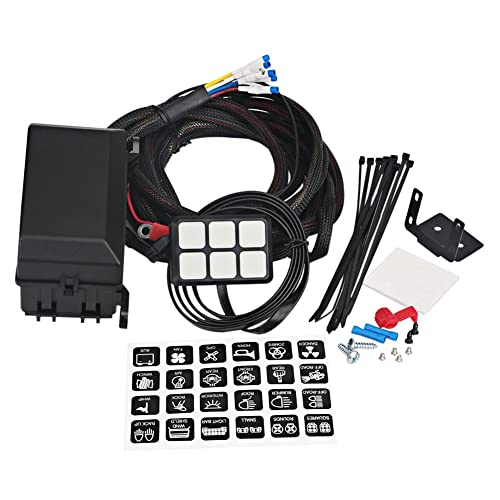 12V Switch Electronic Parts: Amazon.com on