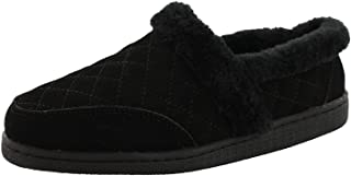Bella Women's Quilted Closed Back Slippers