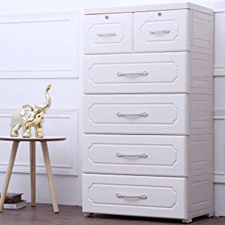 Amazon.com: Plastic - Dressers / Bedroom Furniture: Home ...