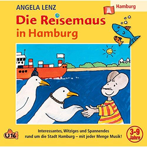 Die Reisemaus in Hamburg Titelbild