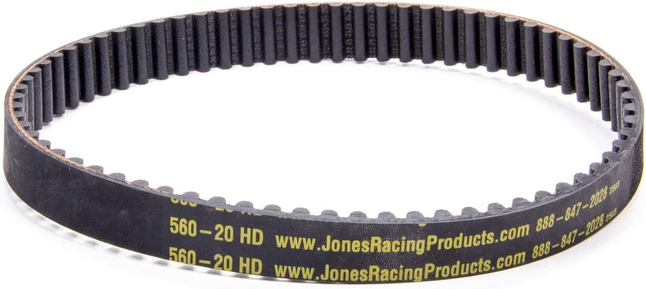 Japan's largest assortment Year-end annual account Jones Racing Products Belt 560-20HD HTD