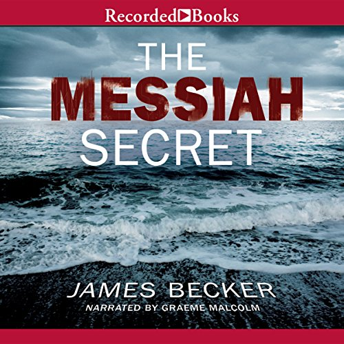 The Messiah Secret audiobook cover art