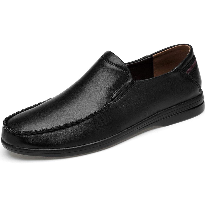 [インボラ] 靴 メンズ ビジネスシューズ 革靴 本革 男の子 紳士靴 モカシン 運転 フォーマル カジュアル
