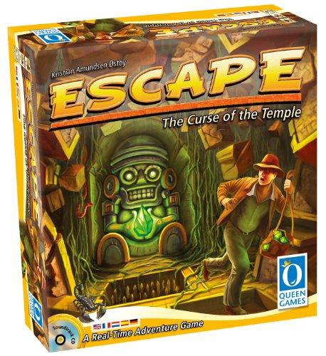 Queen Games 60901 - Escape - Der Fluch des Tempels