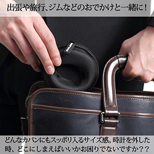 『EVOLBER 腕時計携帯ケース 1本用』の5枚目の画像