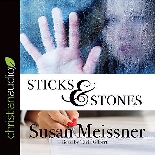 Sticks & Stones audiobook cover art
