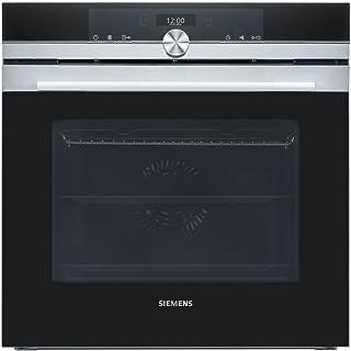 【国美自营】siemens 西门子 HB655GBS1W 71升 嵌入式烤箱 智能操控 氧化自清洁【大牌?#22270;??#20998;时?#35777;】