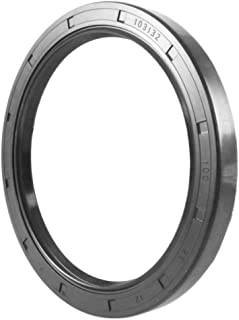 Oil and Grease Seal TC160x195x15 Rubber Covered Double Lip w//Garter Spring