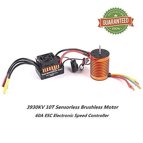 Brushless Motor and ESC: Amazon co uk
