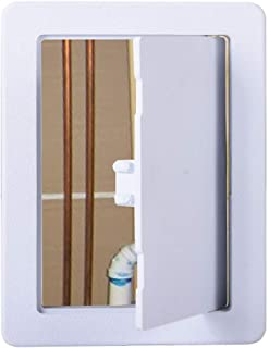 Sgoot Reinforced Hinged Drywall Access Panel for Attic Plumbing Ceiling Home Depot 4 x 6 Inch Plastic Access Doors