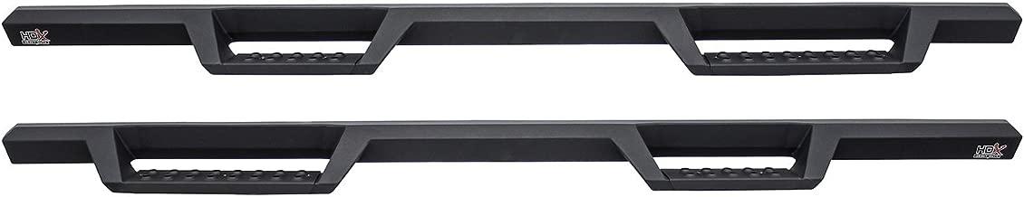 Westin 56-11335 HDX Drop Nerf Step Bars, Textured Black