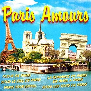 Paris amours