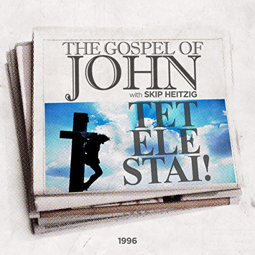 43 John - 1996 audiobook cover art