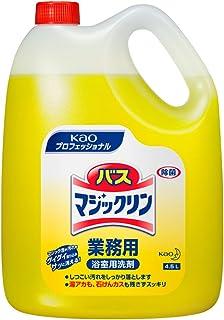 【业务用 浴室用洗涤剂】浴室清洁剂 4.5升 (花王专业系列)