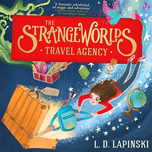 The Strangeworlds Travel Agency cover art