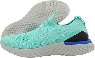 Amazon.com | Nike Women's Epic Phantom React Flyknit Running Shoes ...