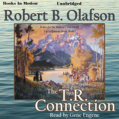 The T. R. Connection audiobook cover art