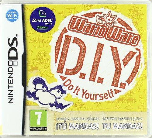 Nintendo  WarioWare: D.I.Y.