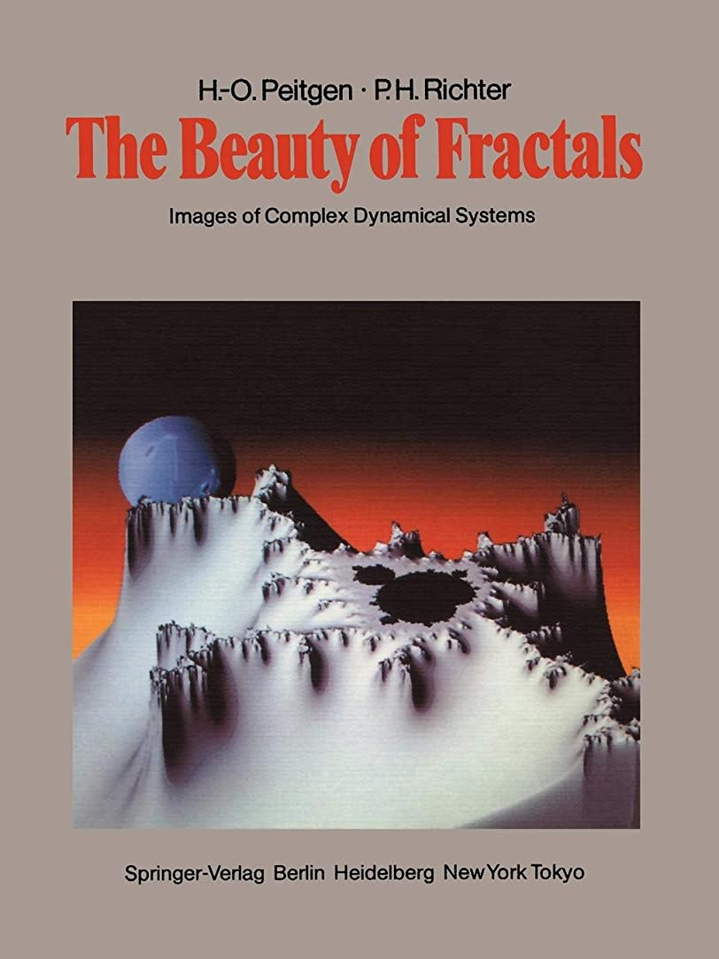 舌効果同様のThe Beauty of Fractals: Images of Complex Dynamical Systems