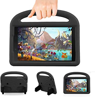 CASZONE Kids Case for Samsung Galaxy Tab A 8.0 Tablet (2019) - Ultra Lightweight Shockproof Protective Handle Bumper Stand...