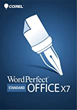 WordPerfect Office X7 Standard 30 Day Free Trial [Download]