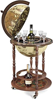 Bar Globe Art 42 / Marfil *hecho en Italia* con certificado