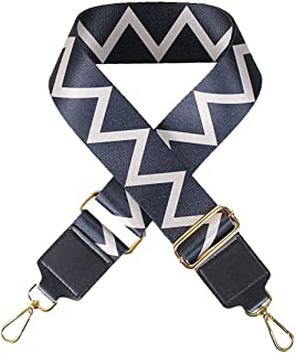 Fashion Metal Buckle Design Canvas Shoulder Strap For Bags Replacement Strap Adjust Lady Bag Belts Vintage Bag Accessories Q0193 5