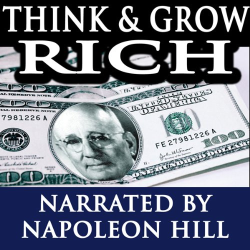 Think & Grow Rich - Lectures by Napoleon Hill audiobook cover art