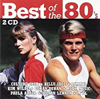VARIOUS ARTISTS - Best of The 80's (2 CD)
