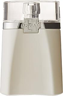 Lomani Eau de Toilette Spray for Men White Gold 3.3 Ounce