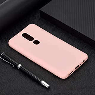 Mobile Phone Protective Case Compatible for OPPO F11 Pro Candy Color TPU Case TPU Soft Case Covers