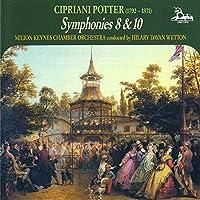 Potter: Symphonies No 8/10