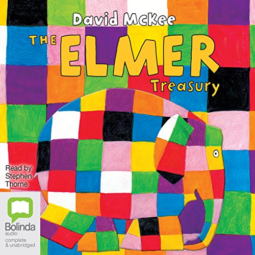 The Elmer Treasury                   By:                                                                                                                                 David McKee                               Narrated by:                                                                                                                                 Stephen Thorne                      Length: 42 mins     1 rating     Overall 4.0