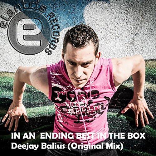 Deejay Balius