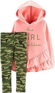 Carter's Baby Girls' 2 Pc Playwear Sets 239g228