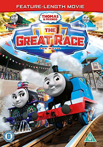 Thomas & Friends: The Great Race [Movie] [DVD] [UK Import]