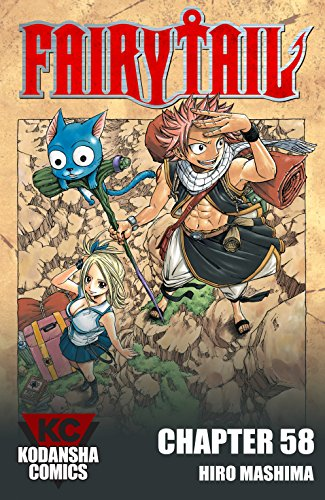 Fairy Tail #58 (English Edition)
