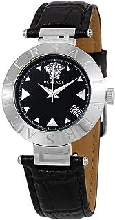 Versace Quartz Black Dial Ladies Watch XLQ99D009S008