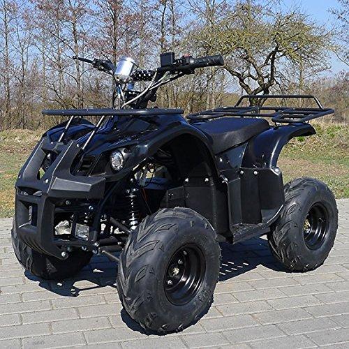 E-QUAD 1000 Watt schwarz Offroad ATV Kinderquad Kinder Elektro Quad