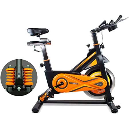 Maketec Bicicleta Spinning Volante de inercia de 24 Kilos ...