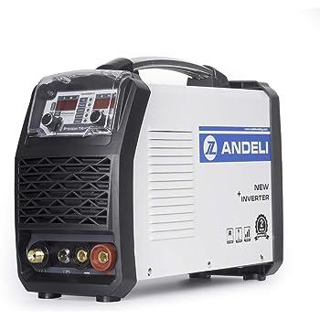 Andeli 110v Tig Welder With Cold Welding Au Ag Spot Welding Multifunctional Welding Machine Tig 250gplc Package 4 Amazon Com