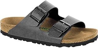 Women's Arizona Anthracite Pull Up Vegan Sandal