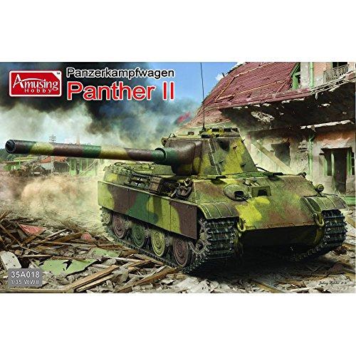 Amusing Hobby 35A018 - Panther II - maqueta tanque aleman escala 1:35