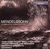 Solo Concertos (The) (Complete by FELIX MENDELSSOHN
