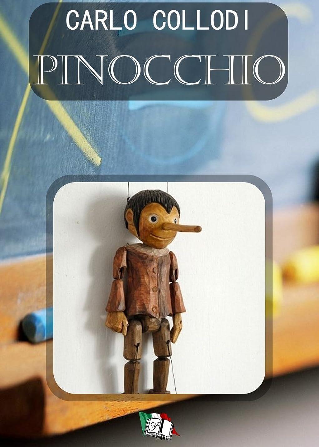 トロピカル熟した通行人Pinocchio (Italian Edition)