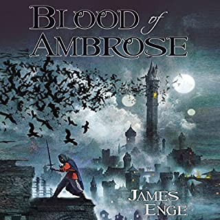 Blood of Ambrose  audiobook cover art