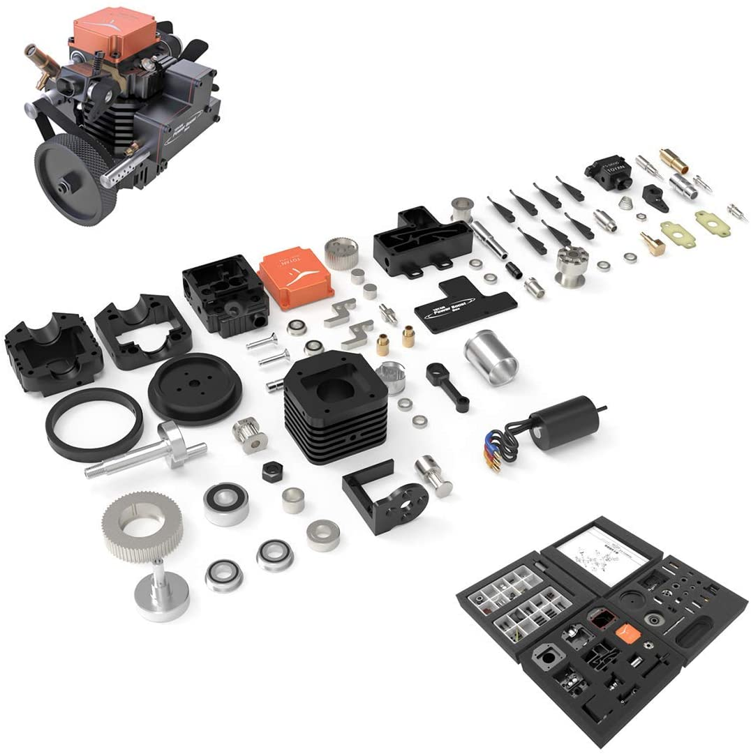 XSHION 4 Stroke Popular products Methanol Engine Engin FS-S100AC Toyan DIY Challenge the lowest price Model