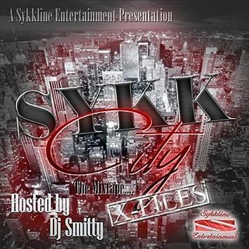 Sykk City [X-Files] Hosted By DJ Smitty