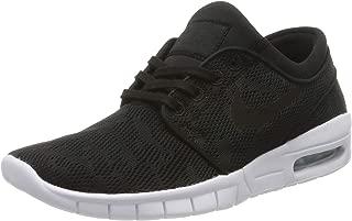 Men's Stefan Janoski Max Black/Black-whiteSneakers - 5.5 D(M) US