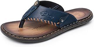gracosy unisex vuxna sandaler, herr tånstenn platta sommarskor antihalk tofflor Comfort Outdoor sandaler sommar strandskor...